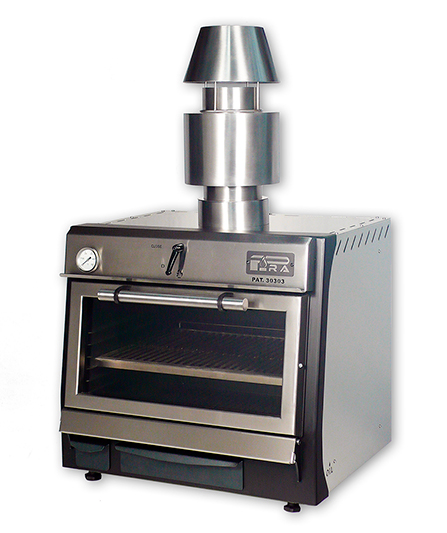 Pira 70 Lux Inox FIRE BREAK