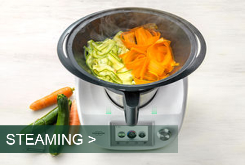 Steaming Thermomix Thailand