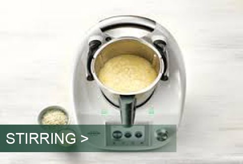 Stirring Thermomix Thailand