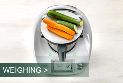 Wheighing Thermomix Thailand